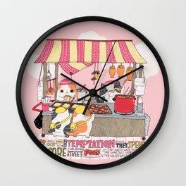 Their Ambrosia Wall Clock