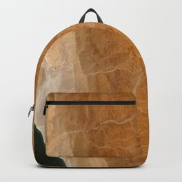 Ripples on Namibia Backpack
