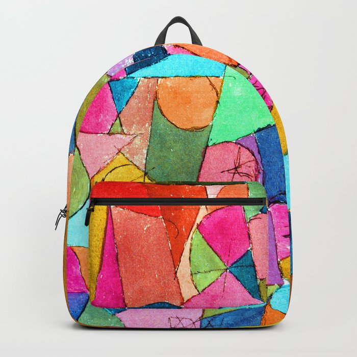 Paul Klee Untitled Rucksack