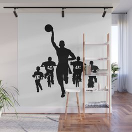 #thejumpmanseries, Boobie Miles Wall Mural