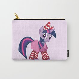 Ms Twilight Sparkle Mint Carry-All Pouch