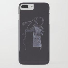 The Larry Hug iPhone Case