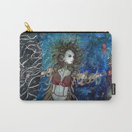 Beauty in the Sea Carry-All Pouch