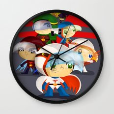 G force Wall Clock