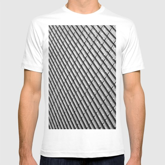 Canary Wharf  Abstract T-shirt