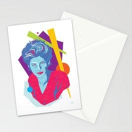 GINA :: Memphis Design :: Miami Vice Series Stationery Cards