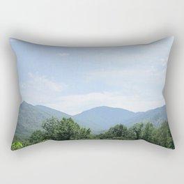 Tennessee Smokies Rectangular Pillow
