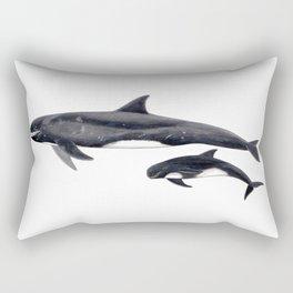 Pygmy killer whale Rectangular Pillow