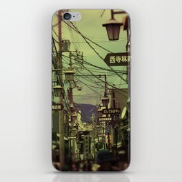 Wired City iPhone Skin