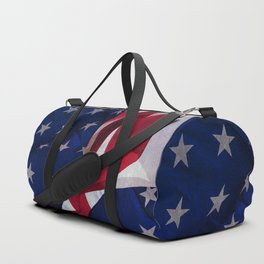 RED, WHITE AND BLUE Duffle Bag