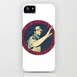 Derek Memorial iPhone Case