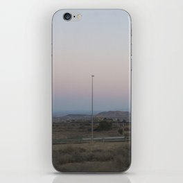 There and back XXI iPhone Skin