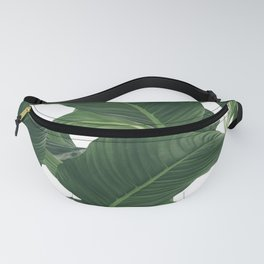palm waves Fanny Pack