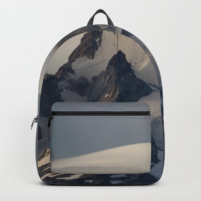 Hood With Cap Backpack
