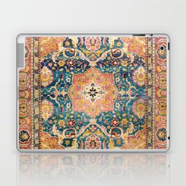 Amritsar Punjab North Indian Rug Print Laptop & iPad Skin
