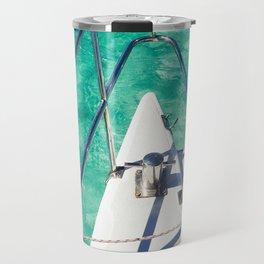Catamaran green water Travel Mug