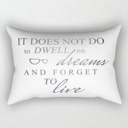 Dumbledored Rectangular Pillow