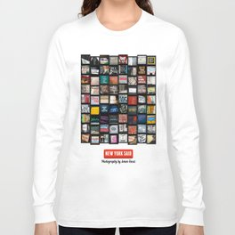 New York Said  Long Sleeve T-shirt