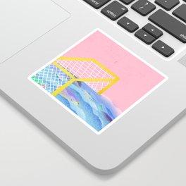 Brazil - caiu na rede é peixe Sticker