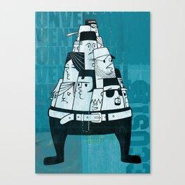 Allfitinone Canvas Print