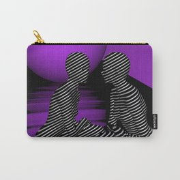 pink or violet -8- Carry-All Pouch