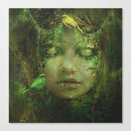 TREE NYMPH 002 Canvas Print