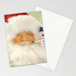 St Nick Stationery Cards