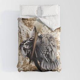 Feather Display Comforters
