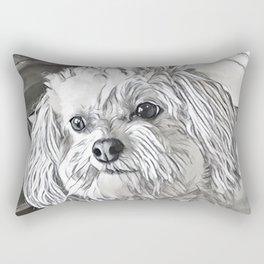 Gaze Rectangular Pillow