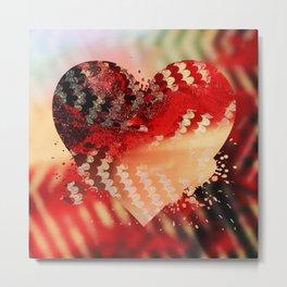 overflowing love Metal Print
