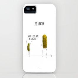 Bigdill iPhone Case