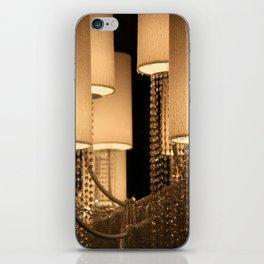 Fancy Light iPhone Skin