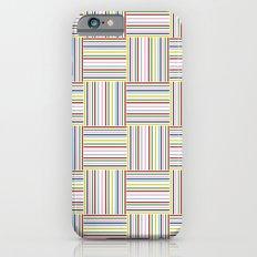 Basket Weave Slim Case iPhone 6s