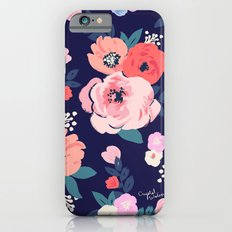 Aurora Floral iPhone 6s Slim Case