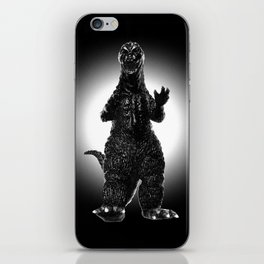 Noirzilla iPhone Skin