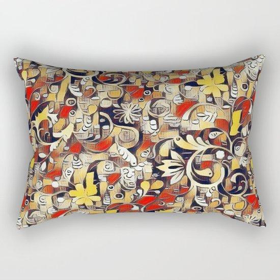 My Fantasy World 38 Rectangular Pillow