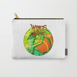 Wings Of Fire Dragon Carry-All Pouch