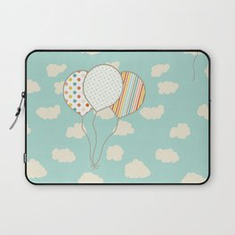 Balloons that Fly Laptop Sleeve