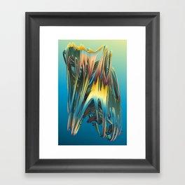 Spinning Glass 6 Framed Art Print