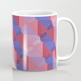 Op Art 172 Coffee Mug