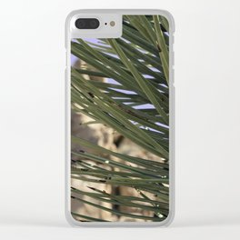 Joshua Tree Layers Clear iPhone Case
