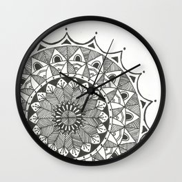 Zoya 1 Wall Clock