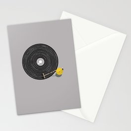 Zen vinyl Stationery Cards
