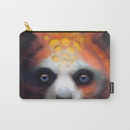Exotic Fox Carry-All Pouch