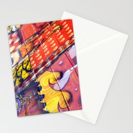 March To Your Own Beating Drum Stationery Cards