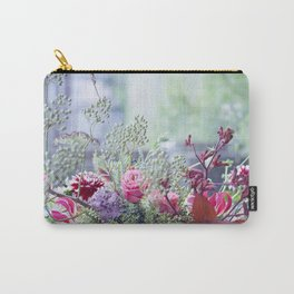 Funky Art <<>> Flowerarrangement with high-end flowers Carry-All Pouch