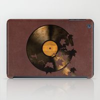 autumn iPad Cases featuring Autumn Song  by Terry Fan