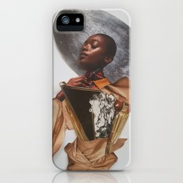 The insides were beautiful. iPhone Case