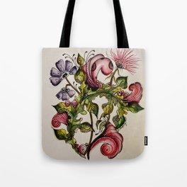 Blossom Bouquet Tote Bag