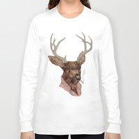 charlie Long Sleeve T-shirts featuring Charlie by Animal Crew